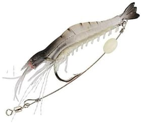 Auf Jigs Silicone Fishing Lure ( Pack of 1, Size 9)