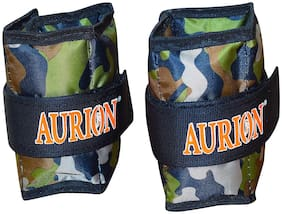 AURION AW-4 K Ankle Weight, 4 Kg (Green)