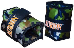 AURION AW-6 K Ankle Weight, 6 kg (Green)