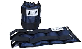 Aurion W9292 Ankle Weights, 4Kg Set of 2