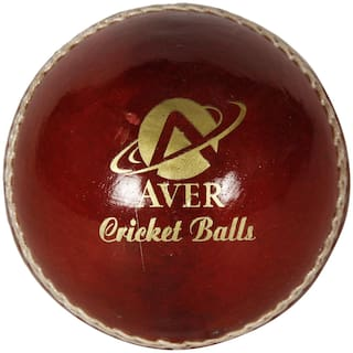 AVER IRFAN PATHAN CRICKET LEATHER BALL