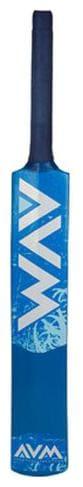 AVM Sports Cricket Bat, Size 3 (Blue)