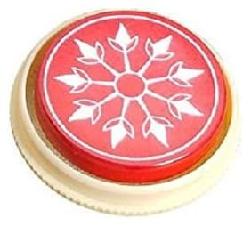 Azotica Standard Size Carrom Tournament Striker with Smooth Surface and Excellent Re-Bounce V2