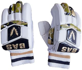 Bas Vampire Gold Batting Gloves - Limited Edition (Full Size, Right)