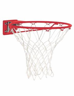 Basketball Hoop Rim Circle Outdoor Street System Slam Jam Net Sport Goal Ring