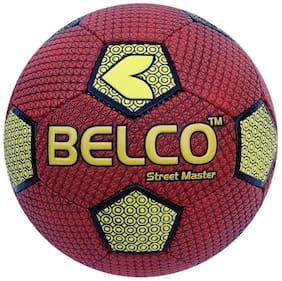 BELCO SPORTS Street Master-1 Football Size 5