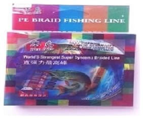 BEN DAO  Spectra Braided Line Green , fishing 1 kg to 10.2 kg / O.16 MM