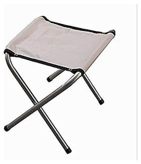 Benison India Collapsible Chair Fishing Chair Camping BBQ Stool Folding Extended