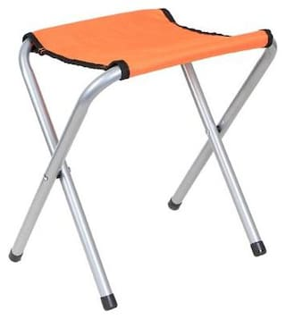Benison India Camping Chair/Stool with Oxford fabric and Aluminum Alloy for Garden/Camping/Beach/Travelling
