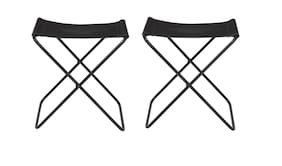 Benison India Multipurpose stool/Chair for garden, Home, Can make Table Also(Set of 2)