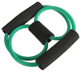 Benison India Muscle Chest Expander Rope Workout Pulling Exerciser Fitness Exercise Tube Sports Yoga for Men and Women