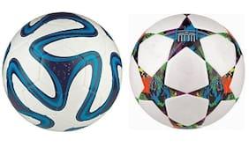 best quality pvc footballs packof 2 size 5