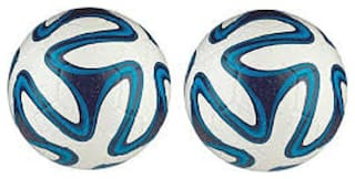 best quality pvc footballs pack of 2 size 5