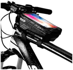Bicycle Cycling Front Top Tube Frame Bag MTB Waterproof Phone Bike Holder Case
