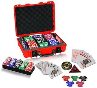Billium Clay 300 Poker Chips Set