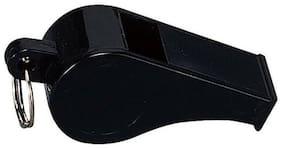 Black Police Plastic Whistle Rothco 8407