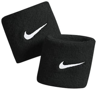 Black Wrist Band (Pack of 2)
