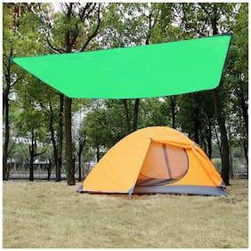 Blue Multi-purpose Waterproof Poly Tarp Cover Tent Shelter Camping Tarpaulin TOP