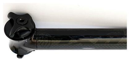 Bontrager Race X Lite ACC Carbon Seatpost 27.2x350mm 5mm offset