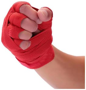 Boxing Hand Wraps Red Boxing Hand Wrap