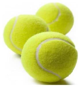 BR DIAMOND GREEN TENNIS BALL PACK OF 3
