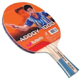 Butterfly Addoy 1000 Table Tennis Racket Ping Pong Paddle w/ FREE Shipping