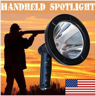 Camping Hunting 30000 Lumens Rechargeable T6LED Flashlight Torch Lamp Waterproof