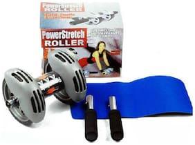 CASHWIN Power Stretch Roller Total Body Exerciser (Black)