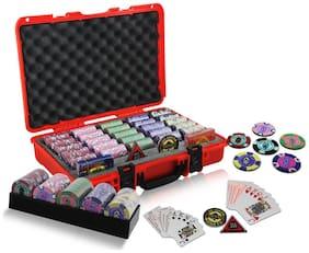 Casinoite Rummy Valley 500 Chips Set
