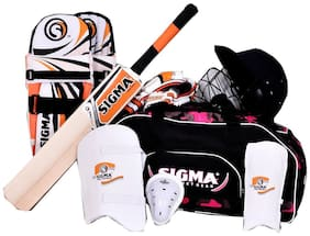 CE Sigma Pro Series Complete Cricket Set (Color May Vary) Size:- 5