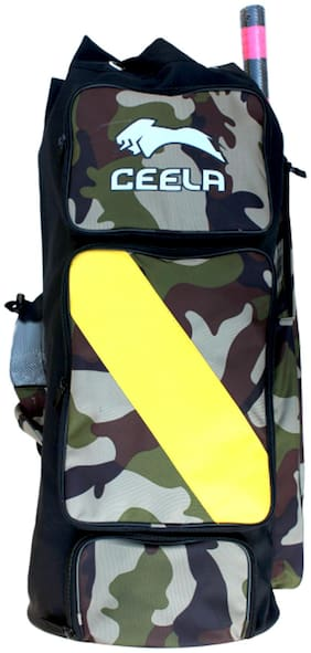Ceela Sports L Size Cricket Backpack