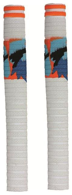 Ceela Sports Bat Grip White/Camo (Set of 2)