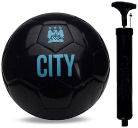City 4K football with Pump