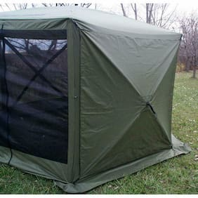 CLAM 2 Pack Wind Panels - Green (/GREEN) 9896