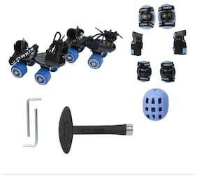 Yonker Blue 6 Roller skates