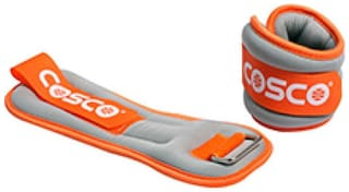 Cosco 0.5 Kg Ankle Weight -Orange