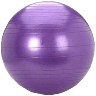 Cosco Anti-Burst Gym Ball-Purple (55 Cm)