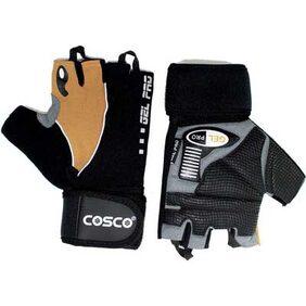 Cosco Gel Pro Gym Gloves-Multicolor