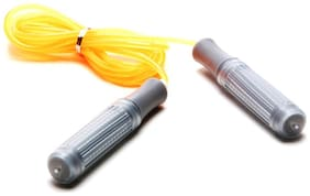 Cosco Leap Pvc Jump Rope-Yellow
