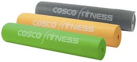 Cosco Power Yoga Mat-Assorted (Size-4 Mm)