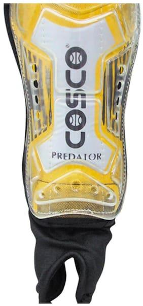 Cosco Predator Shin Guard (Pack Of 2 Pairs)