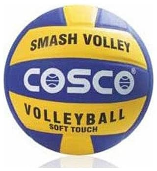 Cosco Smash Volleyball (Size-4)