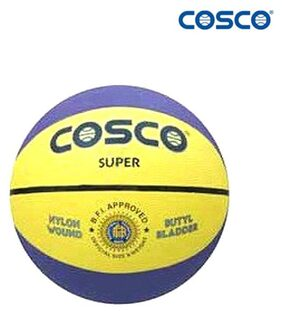Cosco Super (M/C) Basketball (Size-6)