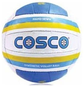 Cosco Volley 18 Volleyball (Size-4)