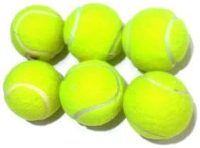 cricket ball/tennis ball (pack of 6)