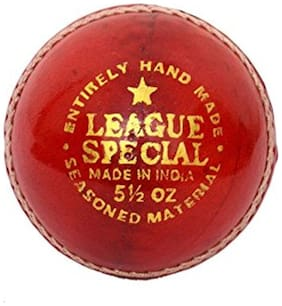 "Cricket Leather Ball ""CW League Special (Set Of 3)"