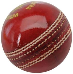 Cricket  long match lether red ball