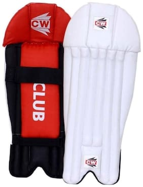 CW Club Wicket Keeping Legguard, Men's