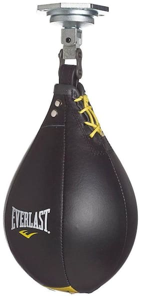 CW Everlast Elite Leather Speed Ball with Swivel