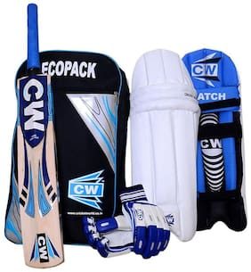 CW Junior Cricket Kit Economy For Boys Size No.4 (Ideal For 7-9 years Child)